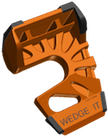 Orange Wedge-It